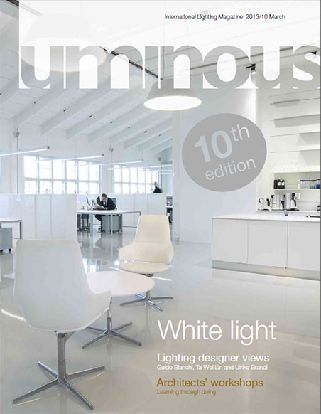 Luminous 10 封面