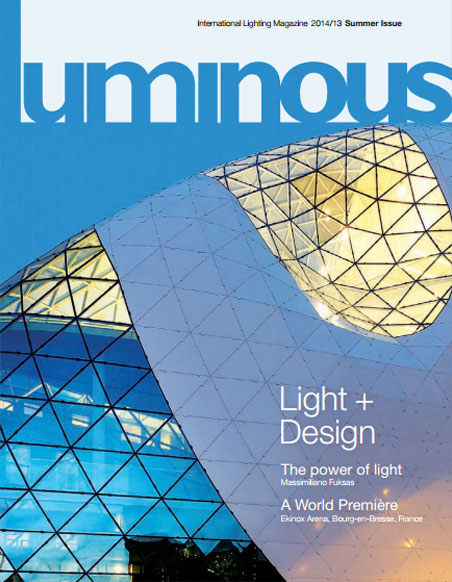 Luminous 13 封面